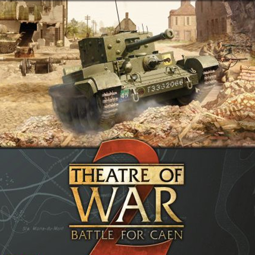 Buy Theatre of War 2 Battle for Caen CD Key Compare Prices