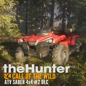 Buy theHunter Call of the Wild ATV Saber 4X4 CD Key Compare Prices