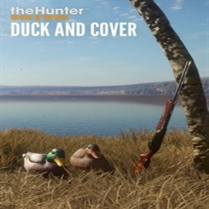 theHunter Call of the Wild Duck and Cover Pack