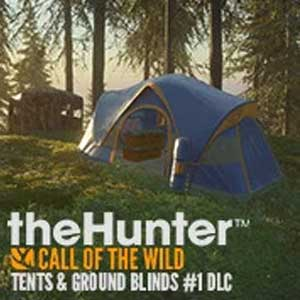 theHunter Call of the Wild Tents and Ground Blinds