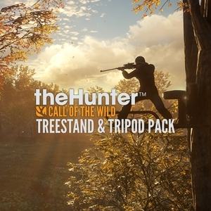 theHunter Call of the Wild Treestand and Tripod Pack
