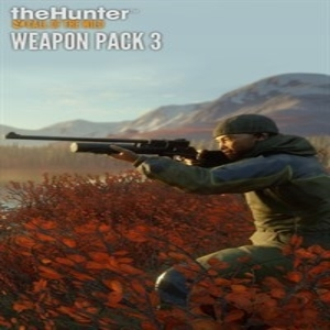 theHunter Call of the Wild Weapon Pack 3