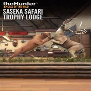 theHunter Call of the Wild Saseka Safari Trophy Lodge