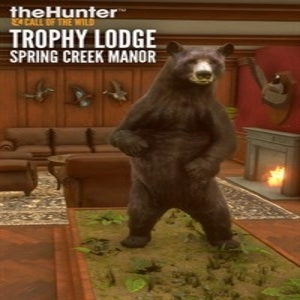 theHunter Call of the Wild Trophy Lodge Spring Creek Manor