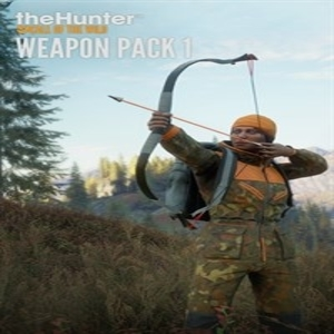 theHunter Call of the Wild Weapon Pack 1