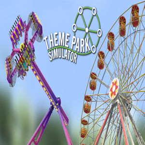 Theme Park Simulator Roller Coaster and Thrill Rides