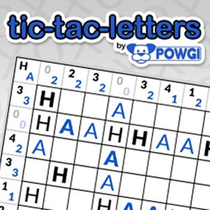 Buy Tic-Tac-Letters by POWGI Nintendo Switch Compare Prices
