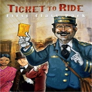 Ticket To Ride First Class Pack