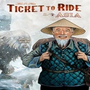 Ticket to Ride Legendary Asia
