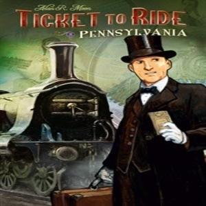 Ticket to Ride Pennsylvania