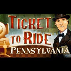 Buy Ticket to Ride Pennsylvania CD Key Compare Prices
