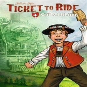 Ticket to Ride Switzerland