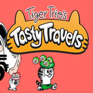Tiger Trio's Tasty Travels