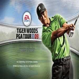 Buy Tiger Woods PGA Tour 09 PS3 Compare Prices
