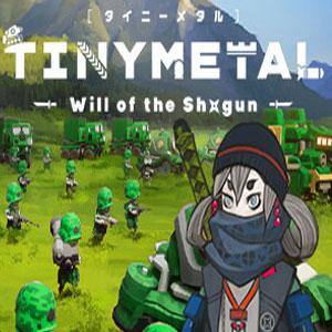 TINY METAL Will of the Shogun