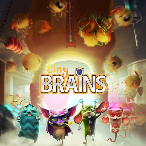 Buy Tiny Brains CD KEY Compare Prices