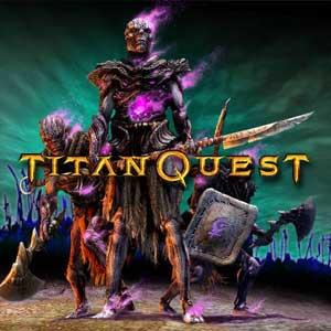 Buy Titan Quest PS4 Game Code Compare Prices