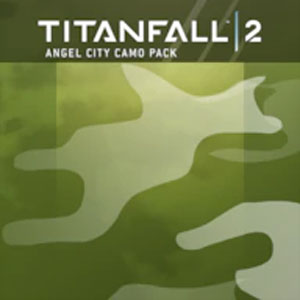Titanfall 2 Angel City Camo Pack