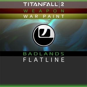 Titanfall 2 Badlands Flatline