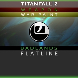 Titanfall 2 Badlands Flatline