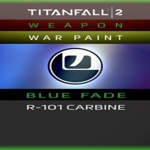 Titanfall 2 Blue Fade R 101 Carbine