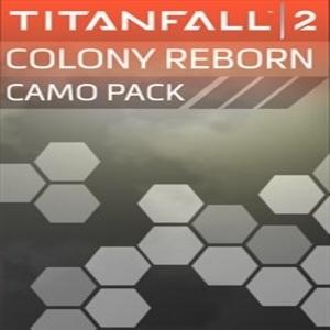 Titanfall 2 Colony Reborn Camo Pack