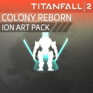 Titanfall 2 Colony Reborn Ion Art Pack