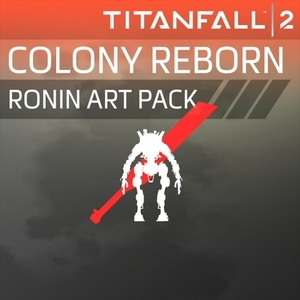 Titanfall 2 Colony Reborn Ronin Art Pack