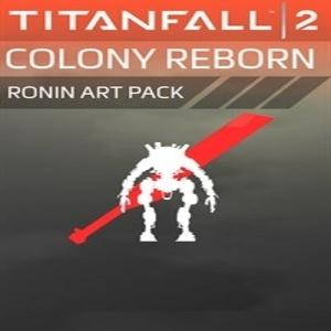Titanfall 2 Colony Reborn Ronin Art Pack