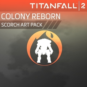 Titanfall 2 Colony Reborn Scorch Art Pack