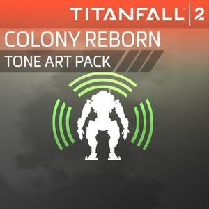 Titanfall 2 Colony Reborn Tone Art Pack