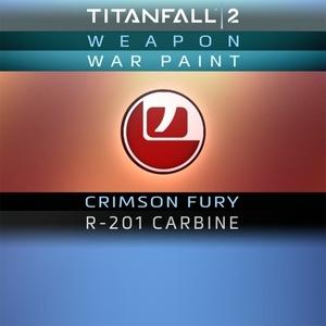 Titanfall 2 Crimson Fury R 201 Carbine