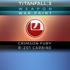 Titanfall 2 Crimson Fury R-201 Carbine