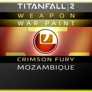 Titanfall 2 Crimson Fury SA-3 Mozambique