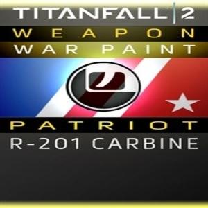 Titanfall 2 Frontier Patriot R 201 Carbine