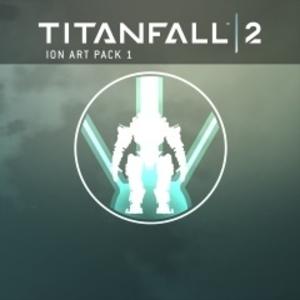 Titanfall 2 Ion Art Pack 1