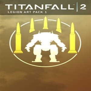 Titanfall 2 Legion Art Pack 1