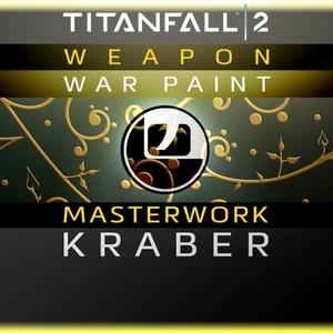 Titanfall 2 Masterwork Kraber-AP Sniper