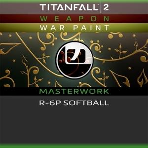Titanfall 2 Masterwork R-6P Softball