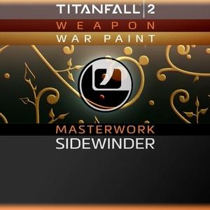 Titanfall 2 Masterwork Sidewinder SMR