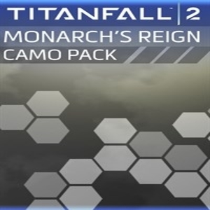 Titanfall 2 Monarchs Reign Camo Pack