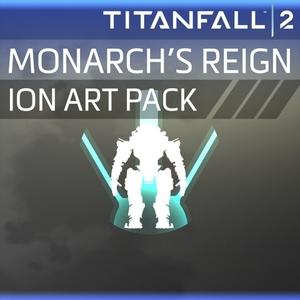 Titanfall 2 Monarchs Reign Ion Art Pack