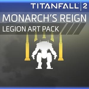 Titanfall 2 Monarchs Reign Legion Art Pack