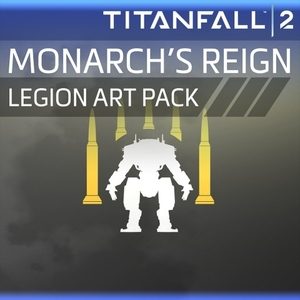 Titanfall 2 Monarchs Reign Legion Art Pack