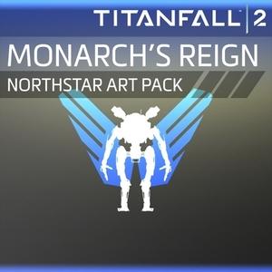 Titanfall 2 Monarchs Reign Northstar Art Pack