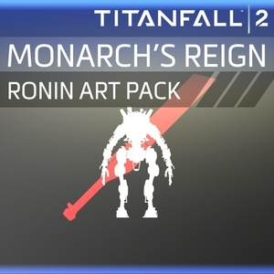 Titanfall 2 Monarchs Reign Ronin Art Pack