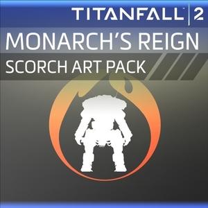 Titanfall 2 Monarchs Reign Scorch Art Pack