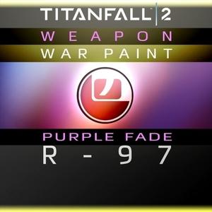 Titanfall 2 Purple Fade R-97