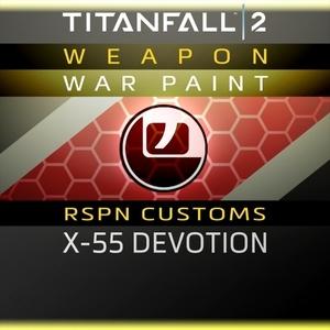 Titanfall 2 RSPN Customs X 55 Devotion