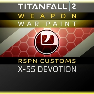 Titanfall 2 RSPN Customs X-55 Devotion